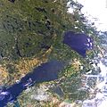 St. Petersburg – MERIS, 19 August 2002 ESA211489.jpg