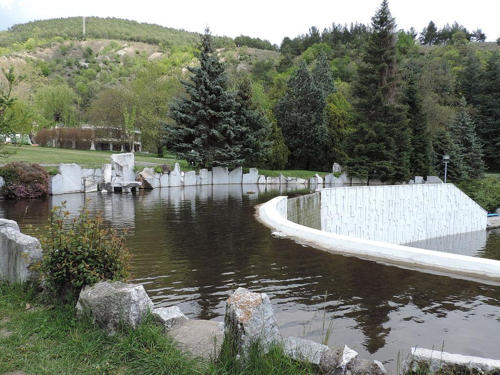 St. Vrach park, Sandanski, Bulgaria 2015 25