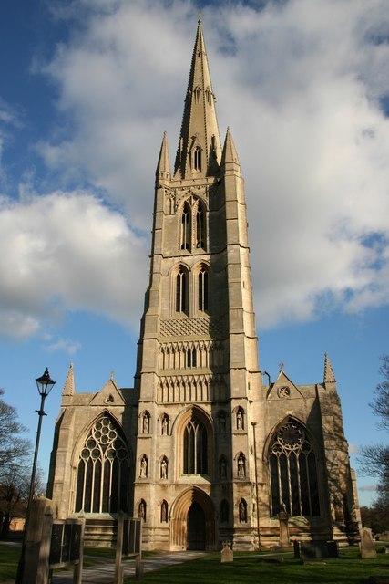St. Wilfrums Church