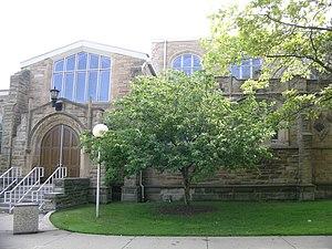 Saint Andrew's Memorial Episcopal Church - Image: St Andrews Detroit