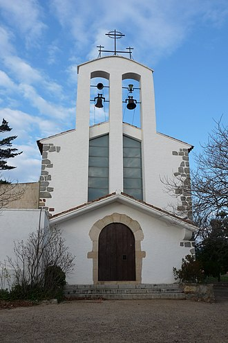 Maspujols - Saint Anthony church