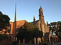 St Andrew's Church, Brighton - Pioneer Chapel and 1962 Chancel.jpg