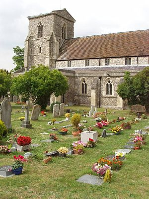 Chinnor - Image: St Andrew's Church, Chinnor, Oxfordshire 1