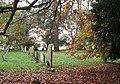 St Andrew's church - churchyard - geograph.org.uk - 1576429.jpg