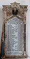 St Andrew, Saxthorpe - War Memorial WWI (geograph 4216522).jpg
