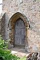 St James, Nether Worton, Oxon - Doorway - geograph.org.uk - 1615507.jpg