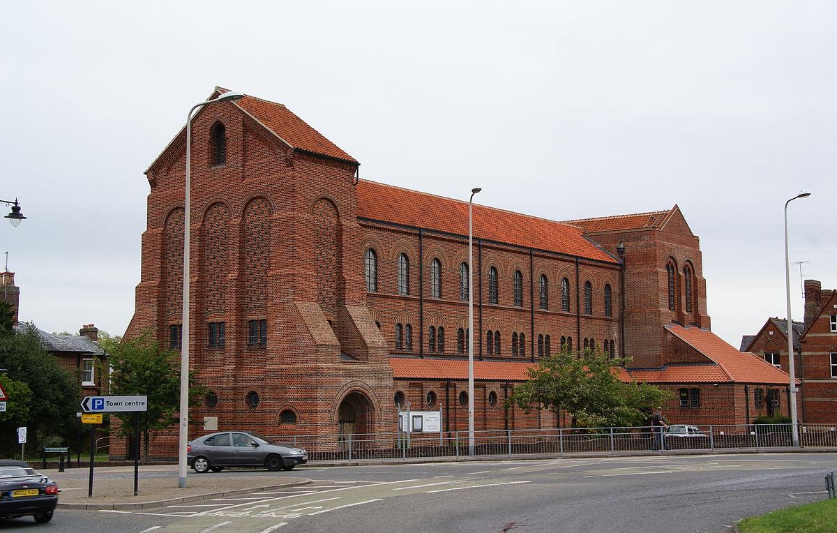 st john the evangelist church newbury wikipedia