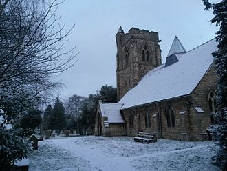 Skellingthorpe - There has been a place of worship on the site of the current church since at least the early 13th century