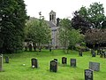 St Mary's Church and graveyard, Slaley - geograph.org.uk - 499098.jpg