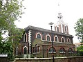 St Mary, Rotherhithe - north side - geograph.org.uk - 1315995.jpg