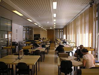 Archive - Image: Staatsarchiv Erdberg Sep 2006 002