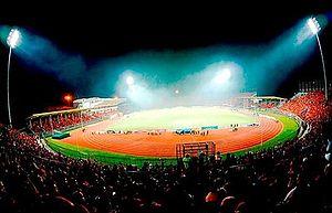 Sarawak FA - Stadium Negeri, Petra Jaya, during a Piala Malaysia Semi Finals game, Sarawak FA vs Pahang FA in 2013