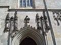Stadtkirche Bayreuth Westportal 05.08.08.jpg