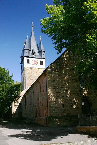 Schwaigern - Protestant parish church Schwaigern