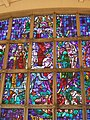 Stained Glass window in St Sidwell's chapel - geograph.org.uk - 1366198.jpg