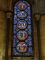 Stained glass windows at Canterbury Cathedral JC 10.JPG