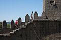 Stairs in Guimarães Castle.jpg