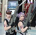 Starship Troopers girls at E3 2012.jpg