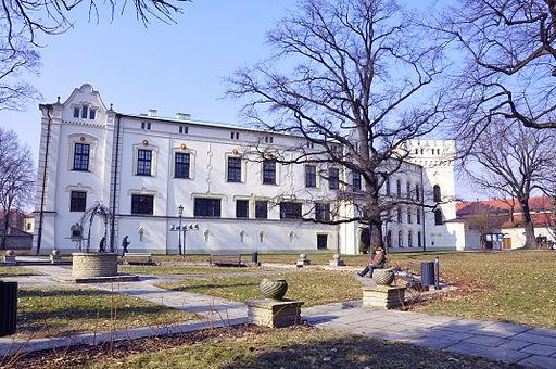 Stary Zamek w Zywcu 15