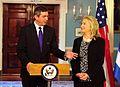 Statements of FM S. Lambrinidis and U.S. Secretary of State H. Clinton.jpg