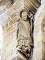 Statue, dans l'abbatiale. (2).jpg