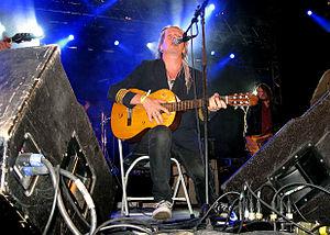 Stefan Sundström - Stefan Sundström plays at  The Malmö festivalen 2007.