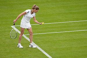 Former World No. 1 German female tennis player...