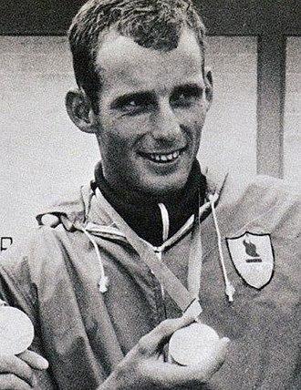 Steinar Amundsen - Amundsen in 1968