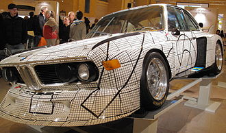 BMW Art Car - Image: Stella 5
