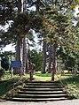 Steps to St. John the Baptist, Stone - geograph.org.uk - 247368.jpg