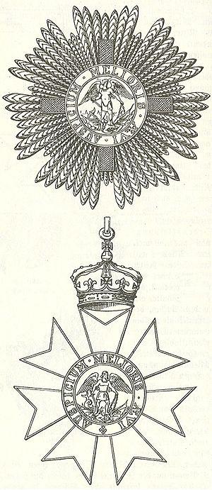 Pauline Neville-Jones, Baroness Neville-Jones - DCMG insignia