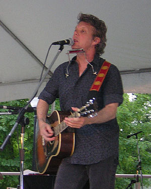 Steve Forbert - Steve Forbert performing on July 12, 2008