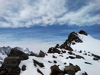 Stockhorn (Zermatt) - View from the east side