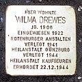 Stolperstein Verden - Wilma Drewes (1906).jpg