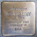 Stolperstein Walter Lewy by 2eight 3SC1376.jpg