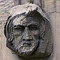 Stone Face, St Cuthbert, Ackworth (16741709250).jpg