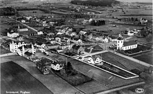 Strömsund - Strömsund in 1932