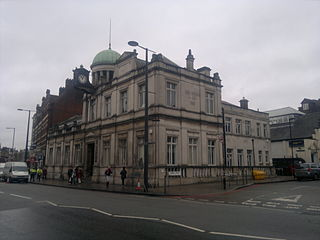 library in the London Borough of Lambeth