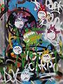 Street art, rue des Pyrénées, Paris N11.jpg