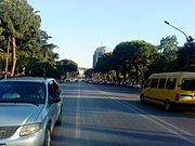 Street in Tirana 2013 (6).JPG