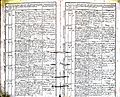 Subačiaus RKB 1832-1838 krikšto metrikų knyga 009.jpg