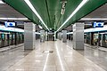 Subway platform of Huangcun Railway Station (20201227164202).jpg