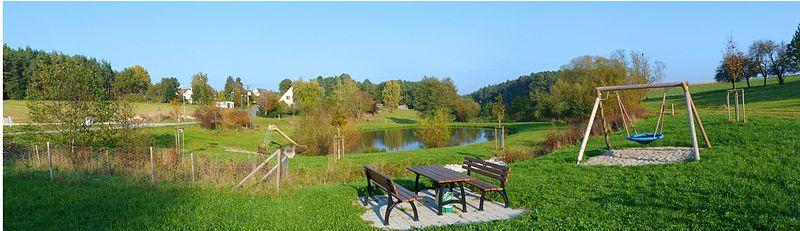 Spielplatz in Suddersdorf