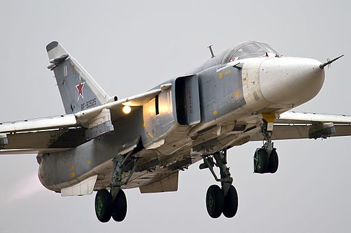Sukhoi Su-24M, Russia - Air Force AN2039726