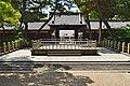 Sumiyoshi-taisha, Ishi-butai.jpg