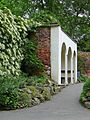 Summerhouse, Canal Gardens, Roundhay Park (4700600471).jpg