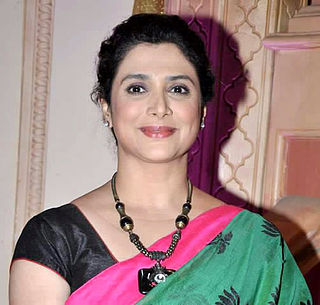 Supriya Pilgaonkar Indian actress