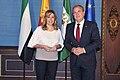 Susana Díaz y José Antonio Monago - 13.11.12-Presidente Extremadura.jpg