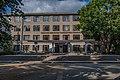 Sviardlova street (Minsk) p20 — BSTU campus No 4.jpg