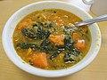 Sweet potato, kale and sausage soup (11120085684).jpg